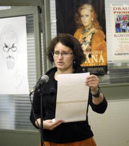 Poeto kūrybos pynę parengė Aneta Markutė-Kastrickienė.