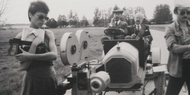 D. Daugilytei teko padirbėti su garsiomis kino žvaigždėmis.