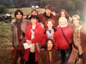 """Hollywoodas atėjo į Lietuvą. """"Robin Hood"""" filmavimo grupė."""