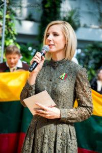 Agnė Vertelkaitė.