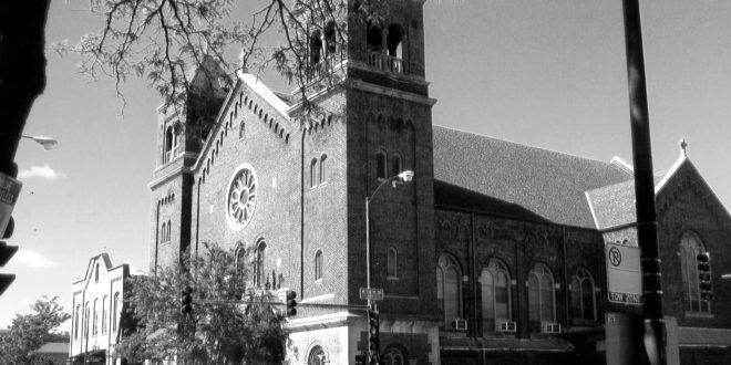 Dievo Apvaizdos bažnyčia 18-toje gatvėje, Čikagoje.