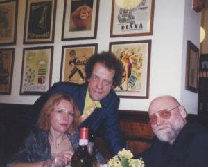 """Žiūrėti E. Nekrošiaus """"Otelo"""" į Milaną skridome specialiai! Vakarienė po spektaklio su aktoriumi Vladu Bagdonu."""