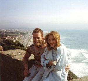 San Francisce 1988-ųjų vasarą.