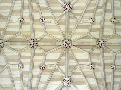 St. Patrick's katedros detalės po restauravimo.
