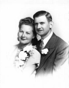 Marija savo būsimą vyrą Viktor Krauchunas sutiko Vienoje.