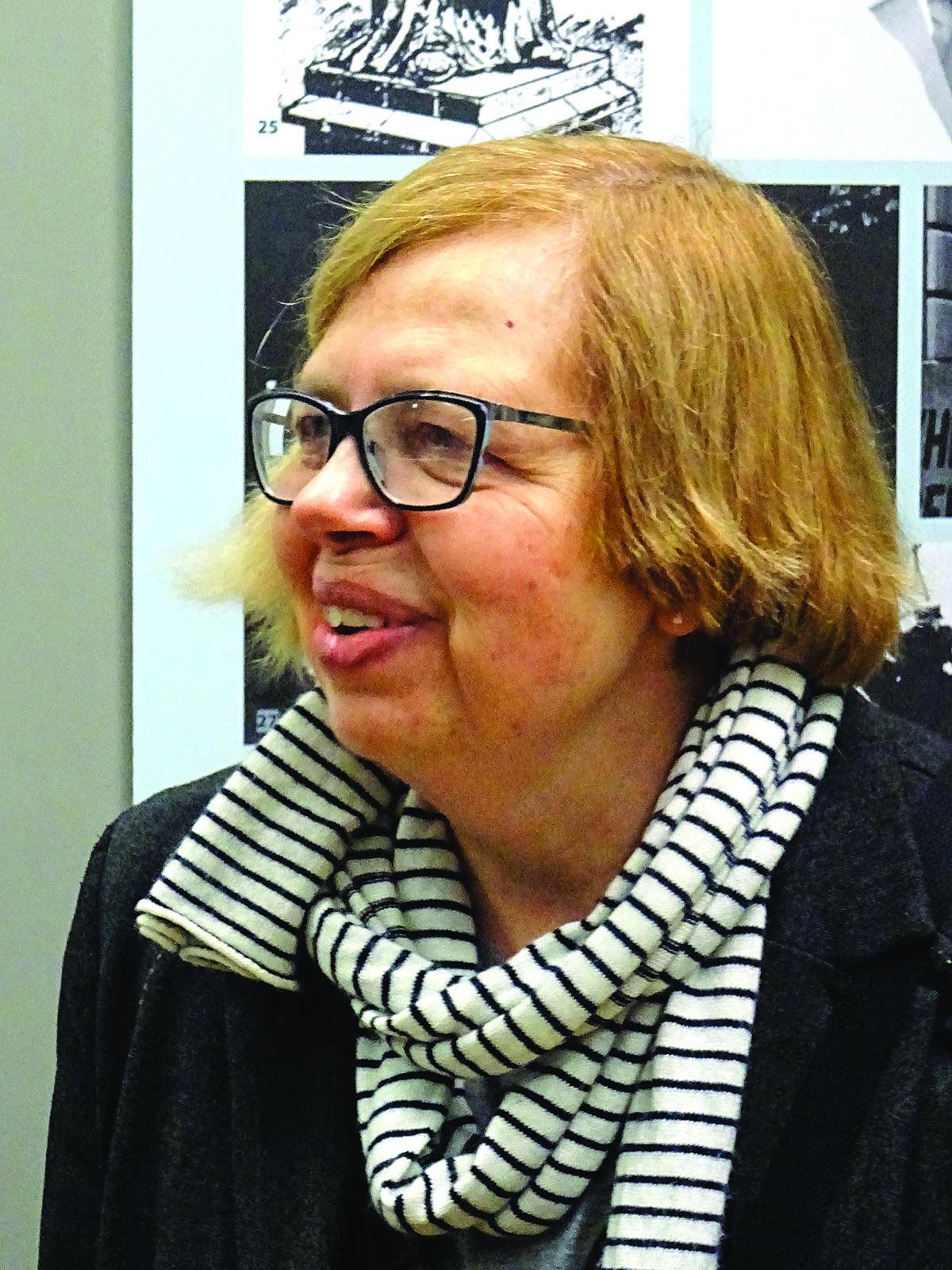 Prisiminimais pasidalijo VDU profesorė Milda Danytė.