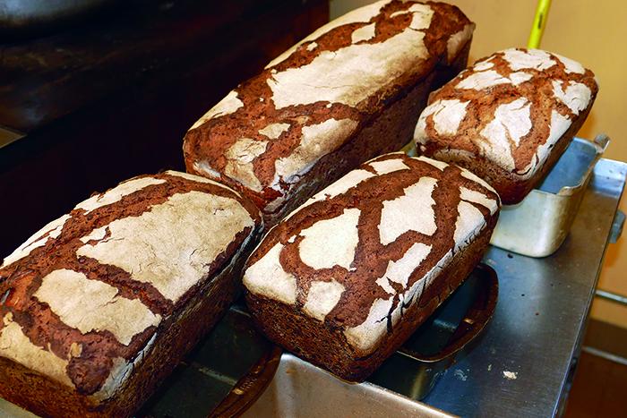 Juoda duona.