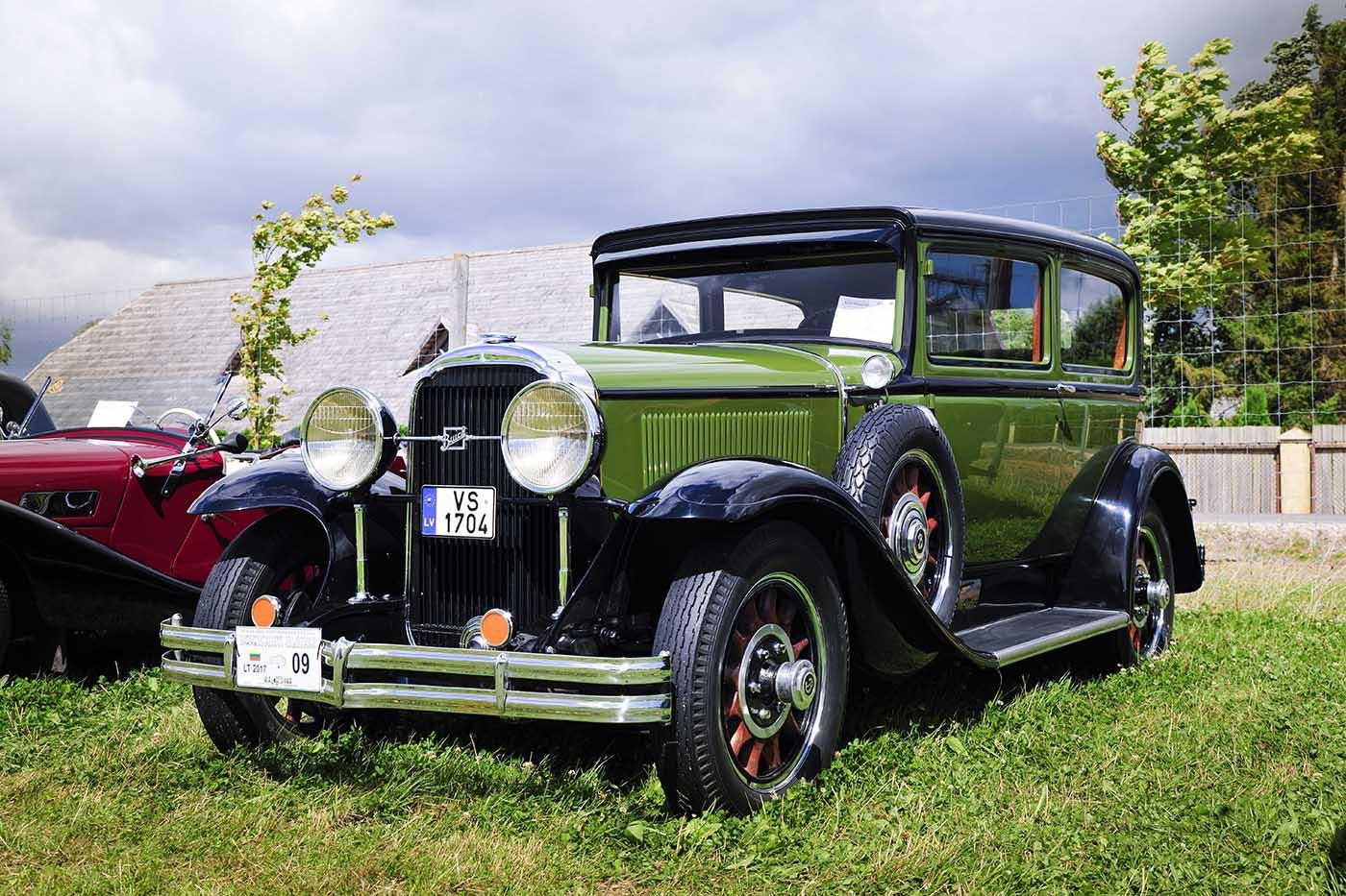 "Grand Prix laimėtojas automobilis ""Buick 40--30"", 1930 m."