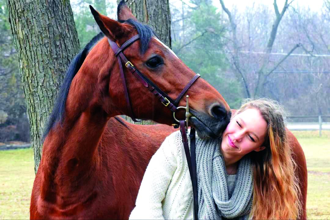 Žirgai – Eglės širdyje ir piešiniuose.