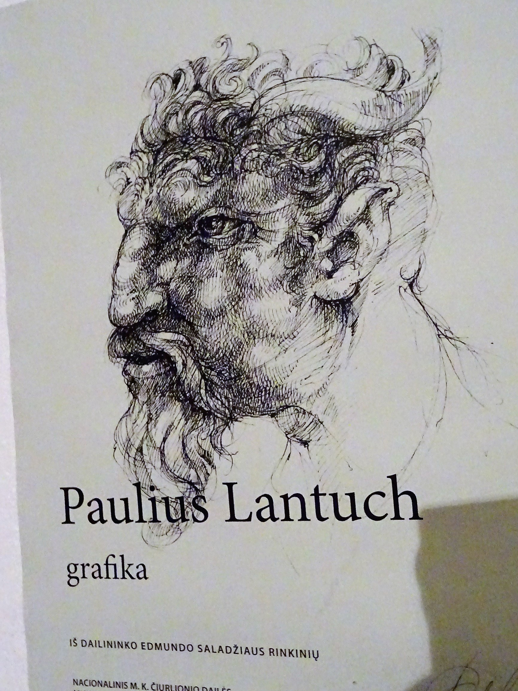 P. Lantucho grafika.