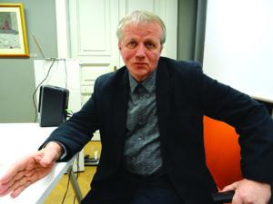 A. Reneckis Lietuvoje sulaukė didelės paramos ir palaikymo būsimam filmui.