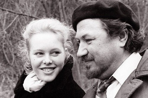 Virgilijus Noreika su žmona Loreta.