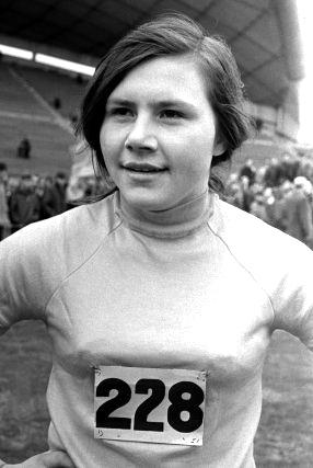 Laimutė Baikauskaitė prieš trisdešimt metų tapo Seulo vasaros olimpiados vidutinių nuotolių bėgimo medalininke.