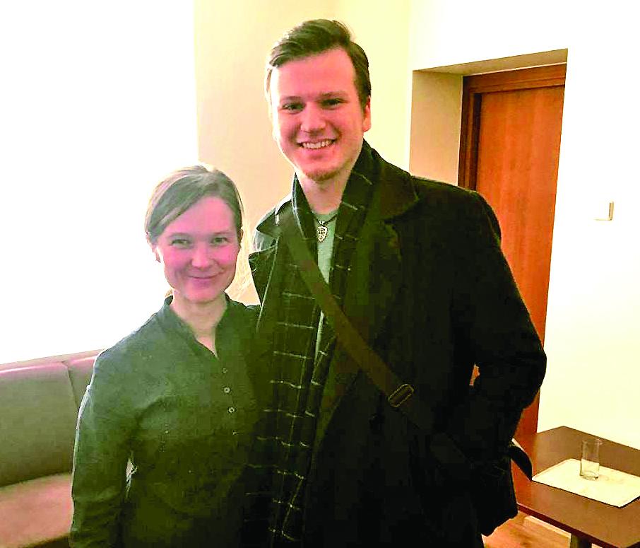 Su dirigente Mirga Gražinyte-Tyla.