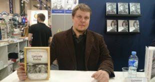 Knygos autorius Gediminas Kulikauskas.