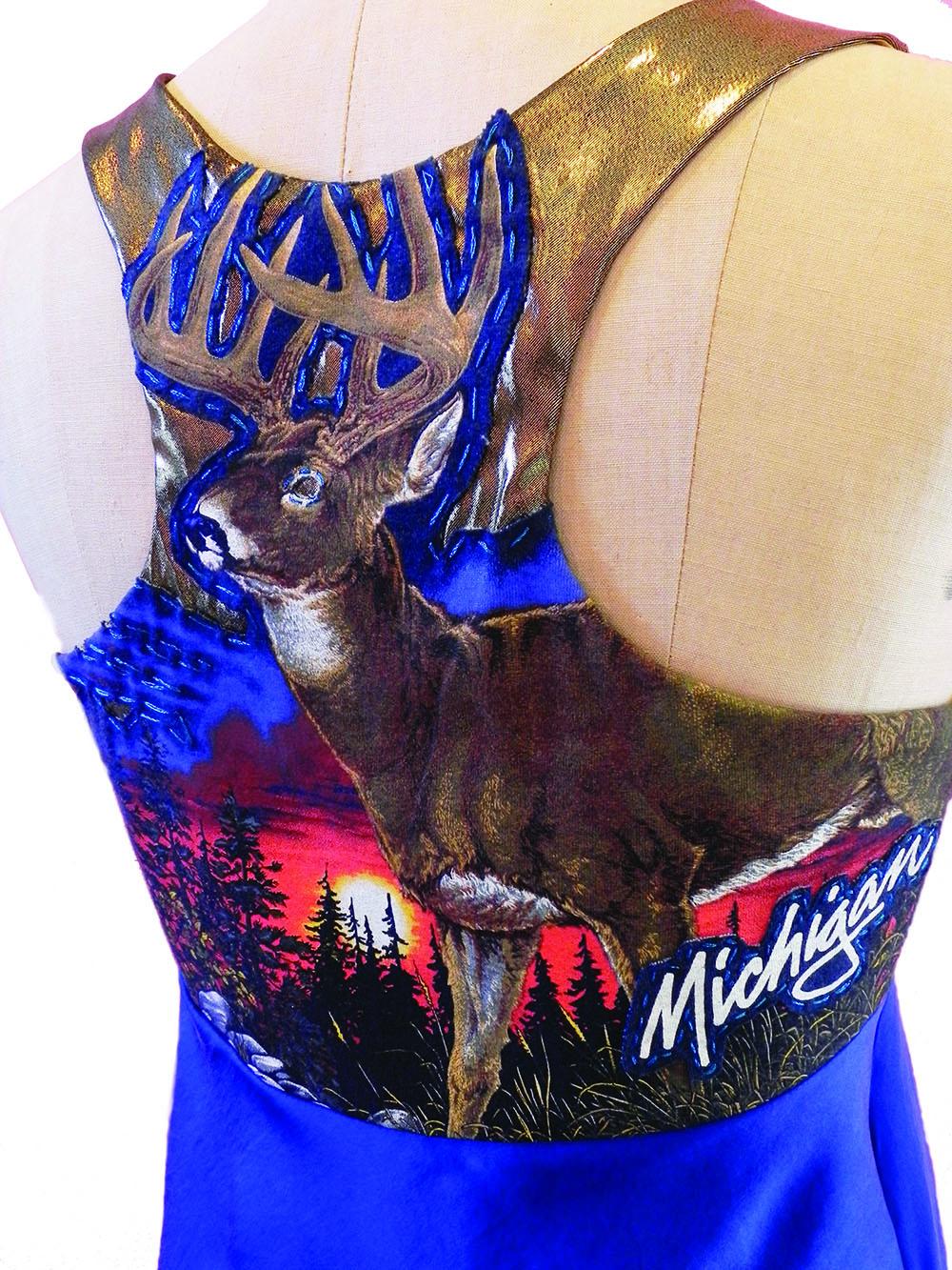 Mildai patinka kurti unikalius ir originalius drabužius.
