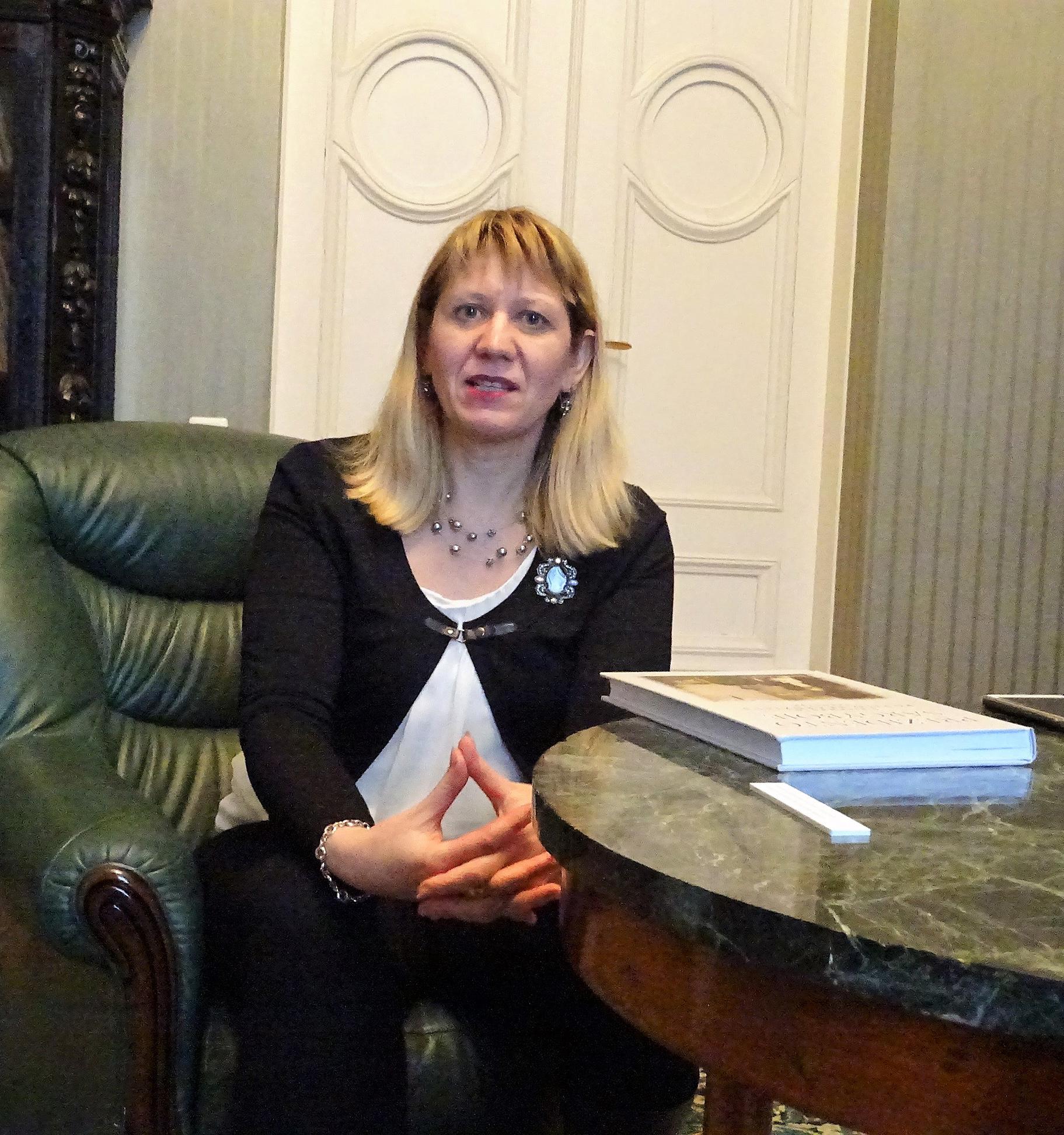 I. Jakubavičienė daug žino apie prezidentą A. Smetoną ir jo aplinką.