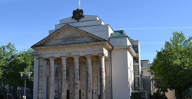 Landestheater, Detmold