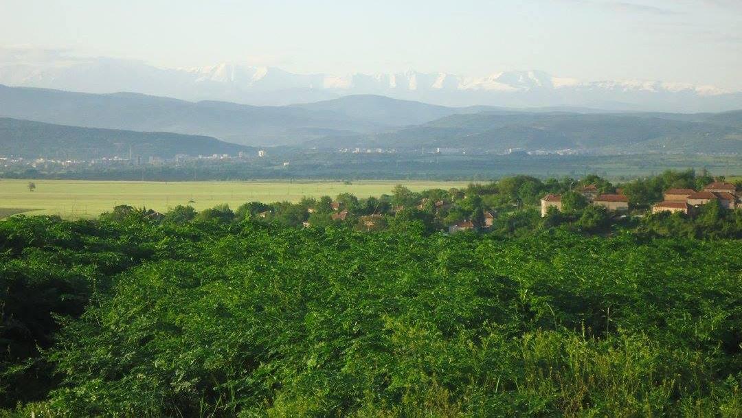Bulgarijos žalieji slėniai.