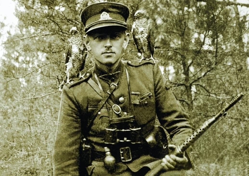 Adolfas Ramanauskas-Vanagas.