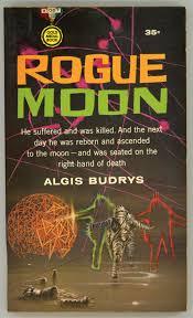 "Fantastinis Algio Budrio romanas ""Roque Moon""."