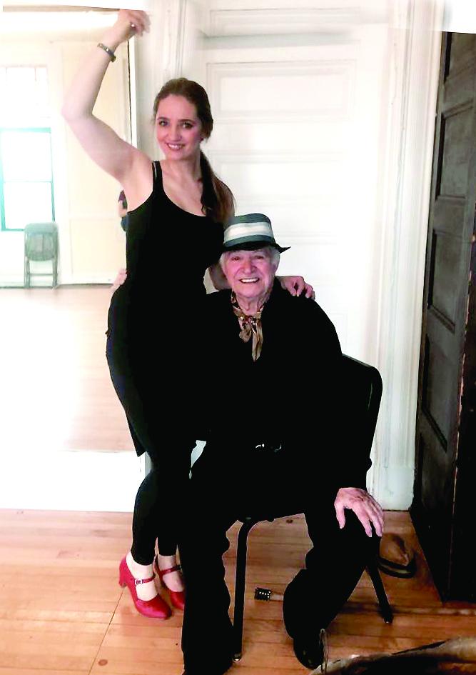 """Bostone, """"Dance Complex"""" studijoje su flamenko mokytoju – maestro Ramon de los Reyes."""""""