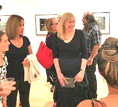 "Iš k.: Jennifer Muse (""Robb Report Magazine""), Krista Finne (""Departures"") ir Kristina Juzaitis."