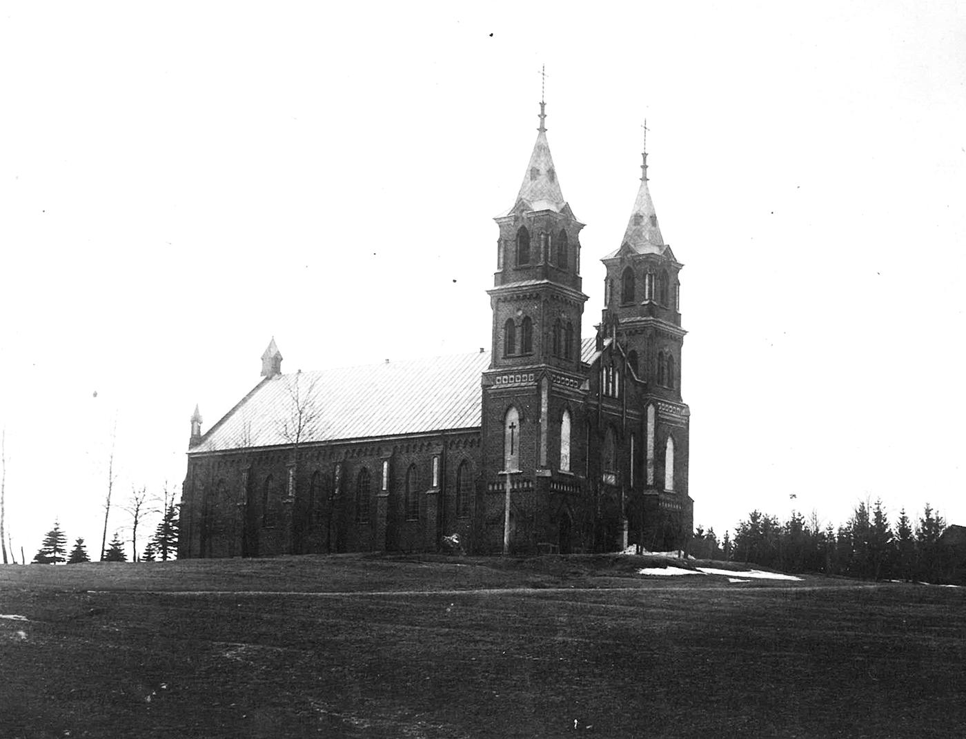 Šilavotas, 1908 m.