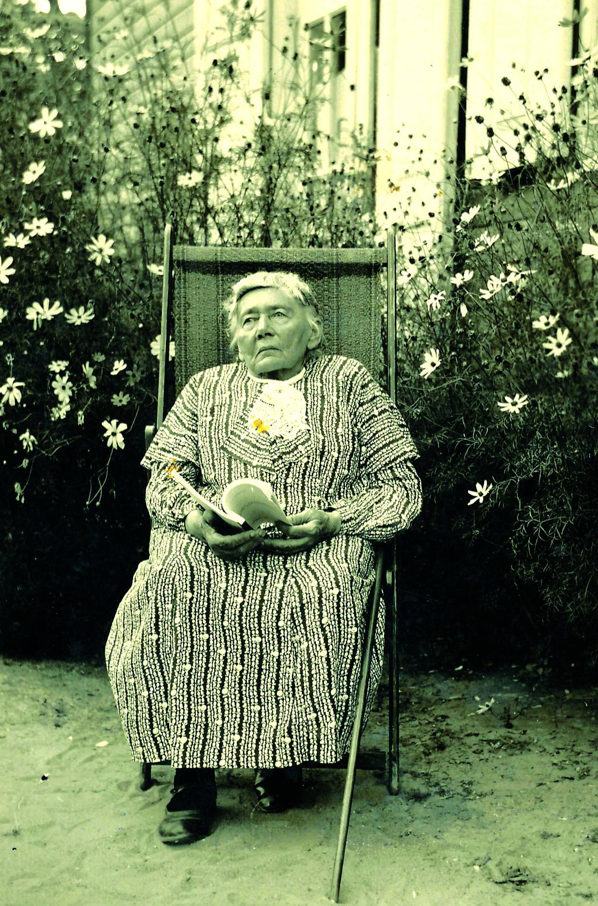 Gabrielė Petkevičaitė-Bitė.