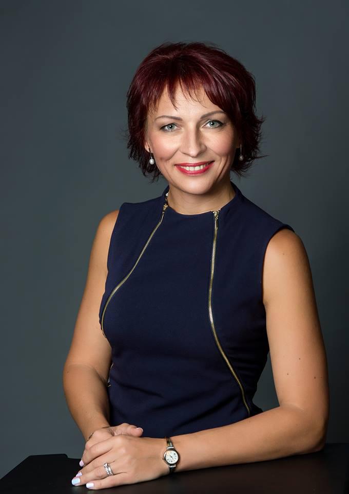 Vidaus pajamų tarnybos specialistė Ilona Dovidaitienė.