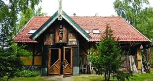 Eduardo Jonušo namai – muziejus.