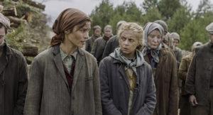 Lisa Loven Kongsli - Elena, Bel Powley - Lina.