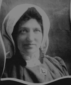 Paulina Mongirdaitė. (Unknown photographer, Agnieška Jakubčyk family album)