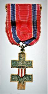 Lithuanian Legion of America Honor Badge.