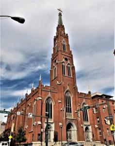 St. Alphonsus Church.