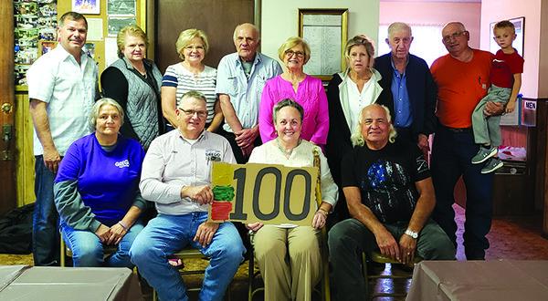 Lithuanian Oklahomans gathered to establish the Oklahoma Lithuanian Club.