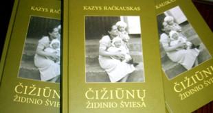 Kazio Račkausko knyga