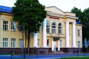 Zarasų krašto muziejus.