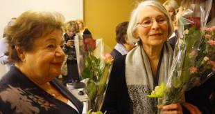 D. Pomerancaitė-Mazurkevič ir A. Petrauskaitė.