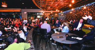 "Scottsdale, AZ lietuvių atidarytame ""Sonata's Restaurant"" niekada netrūksta lankytojų."
