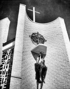 Šv. Onos koplyčia Amsterdam, NY.