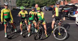 Juozui dviračiai – ir pramoga, ir sportas, ir verslas. (Asmeninio archyvo nuotraukos)