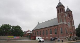 Massachusetts lietuvių bendruomenės širdis – Pietinis Bostonas. Čia tebeveikia lietuviška Šv. Petro bažnyčia.