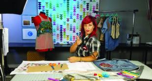 Dizainerės pasaulis – visų vaivorykštės spalvų!
