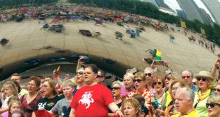 """M. Gudynas: """"Dirbdamas Čikagoje, visuomet jaučiau žmonių supratimą ir palaikymą""""."""