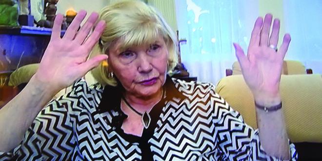 Kadras iš dokumentinio filmo apie Australijos lietuvius.