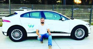 Dirbdamas Silicio slėnyje kaunietis prisideda prie ateities automobilių kūrimo.